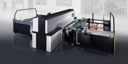 Durst Delta WT250 Water Technology Printer