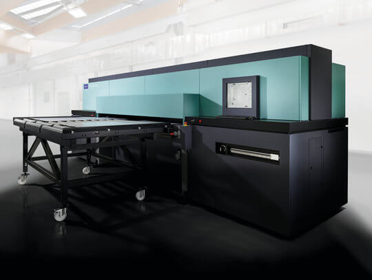 Durst Label Single Pass UV Printer Tau 330