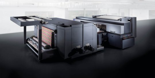 Durst Alpha 330 Multi Pass Textile Printer